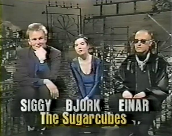 The Sugarcubes - Live Zabor